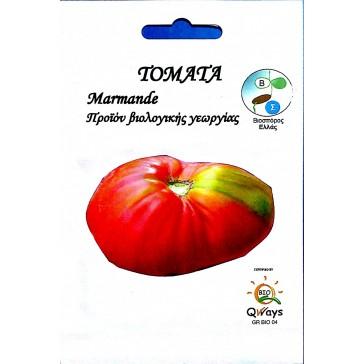 Τομάτα Marmande, Βιολογικός σπόρος