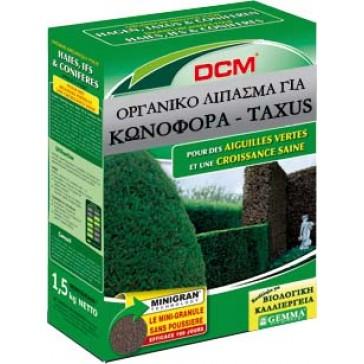 Οργανικό λίπασμα για Κωνοφόρα, Taxus κ.ά. 1,5 Kg