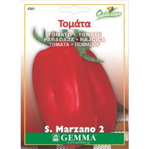 Τοματάκι s.Marzano2, σπόρος