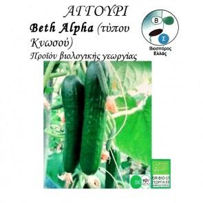 Αγγούρι κοντό τ. Κνωσού, βιολογικοί σπόροι