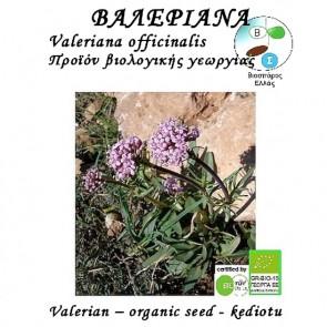 Βαλεριάνα, βιολογικοί σπόροι