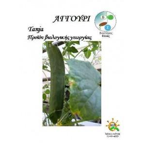 Αγγούρι Tanja, Βιολογικός σπόρος