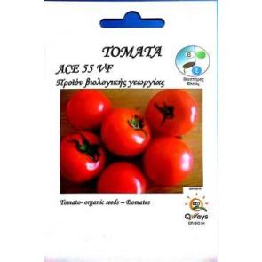 Τομάτα Ace 55 Vf, Βιολογικός σπόρος