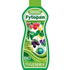 Υγρό βιολογικό λίπασμα για Κηπευτικά και φρούτα 0,3 Kg