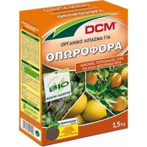 Οργανικό λίπασμα για Οπωροφόρα 1,5 Kg